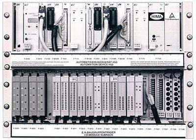 HIMA 1986 - Sicherheitssystem H50