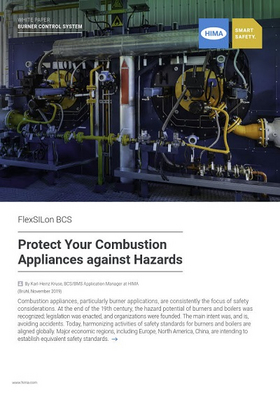 Protect Your Combustion Appliances against Hazards